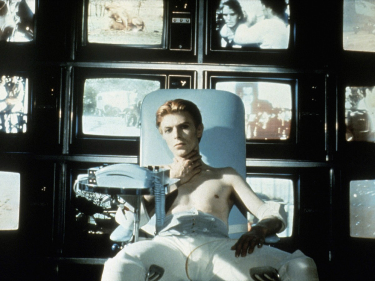 The Man Who Fell to Earth, 1976, Nicolas Roeg