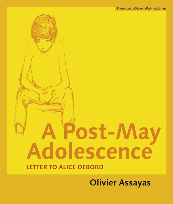 Cover A Post-May Adolescence