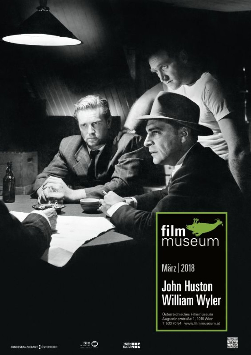 Plakat John Huston | William Wyler