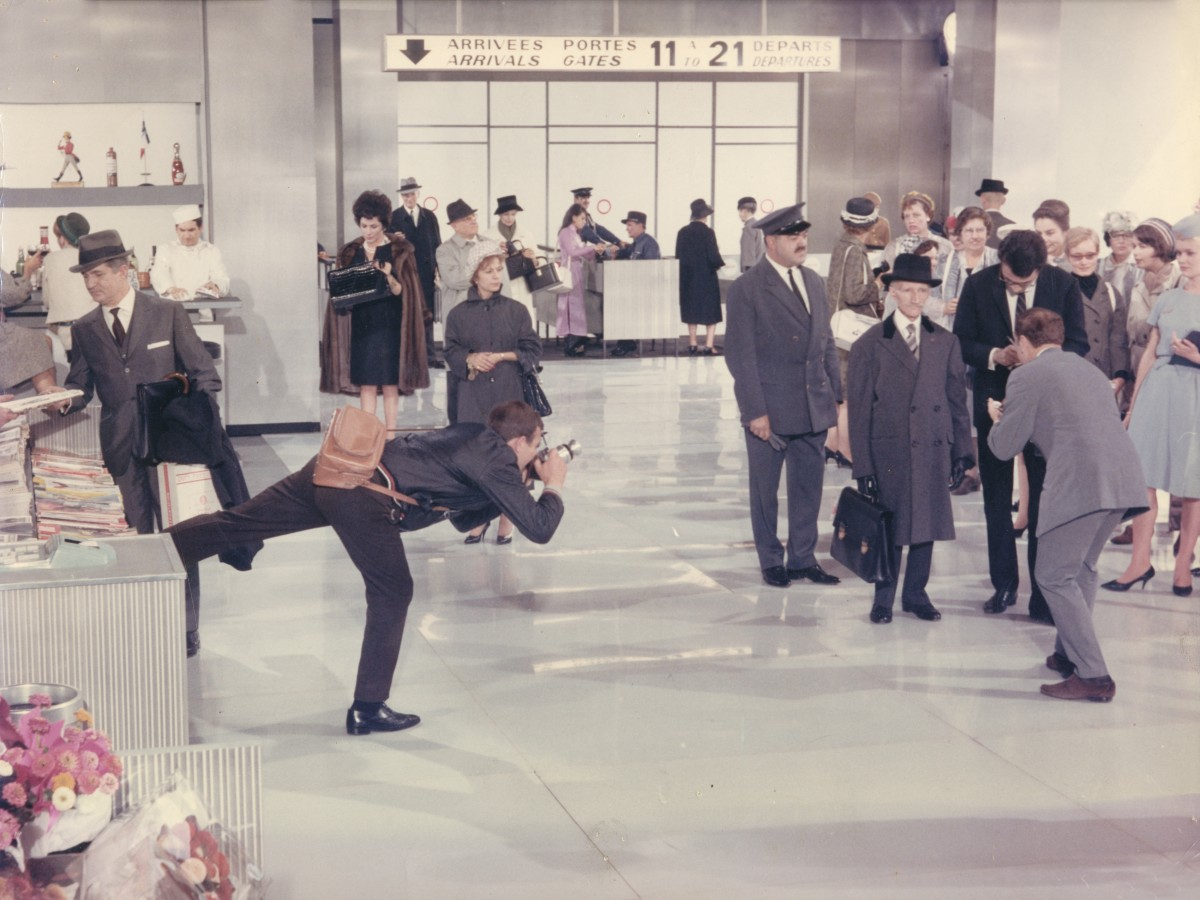 Playtime, 1967, Jacques Tati