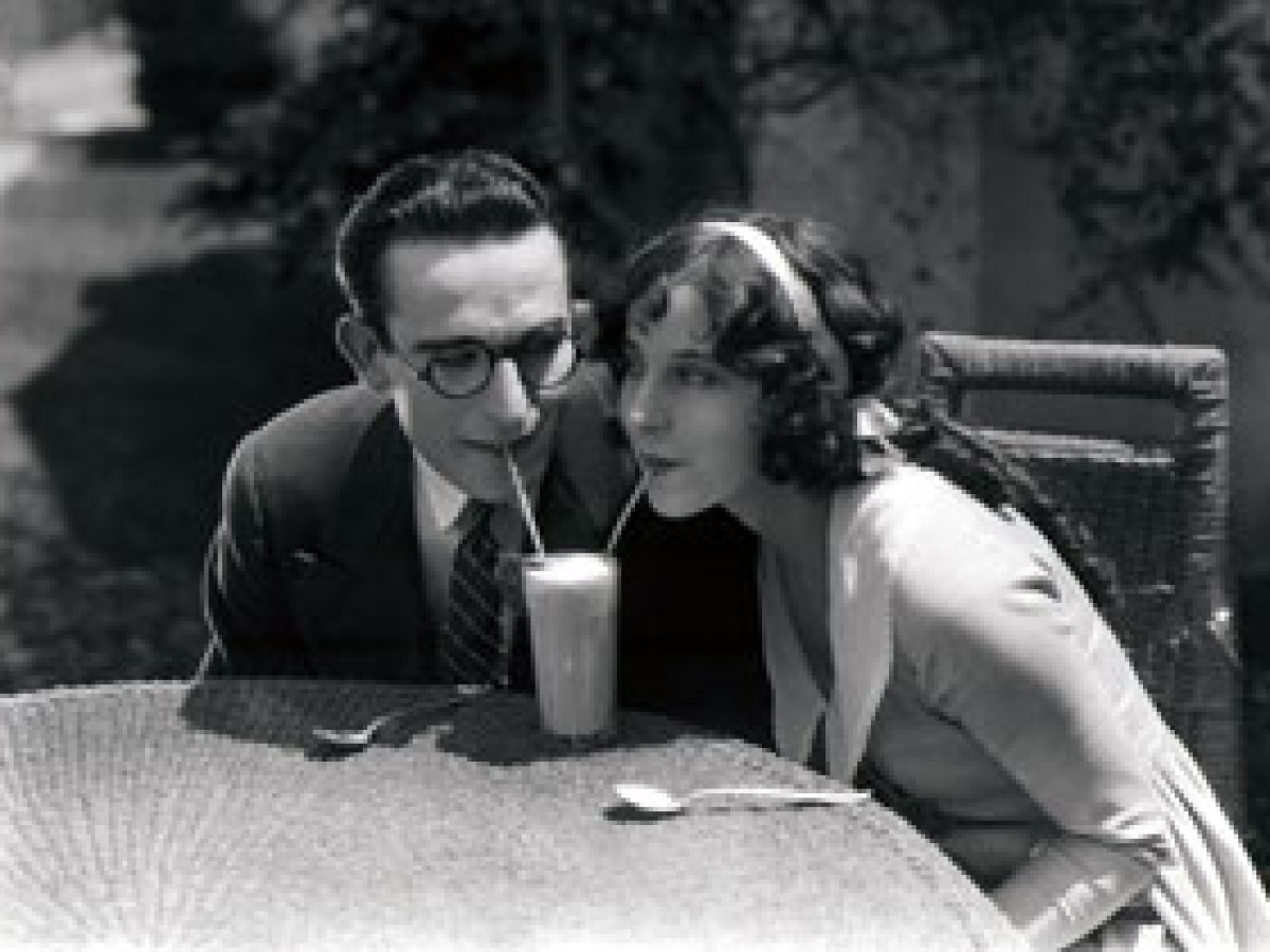 For Heaven's Sake © Harold Lloyd Trust