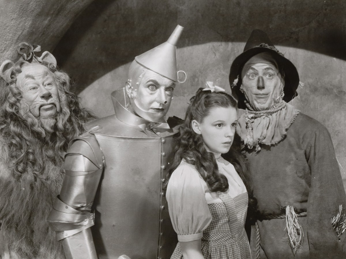 The Wizard of Oz, 1939, Victor Fleming u.a.