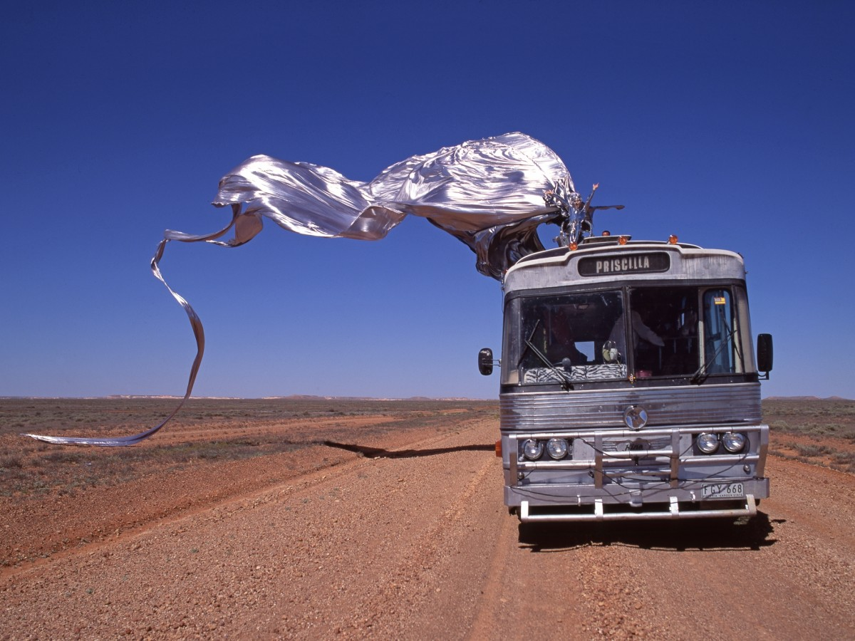 The Adventures of Priscilla, Queen of the Desert, 1994, Stephan Elliott (Foto: National Film and Sound Archive of Australia)