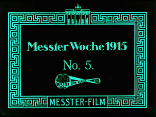 Messter Woche 1915 No. 5 320x240px